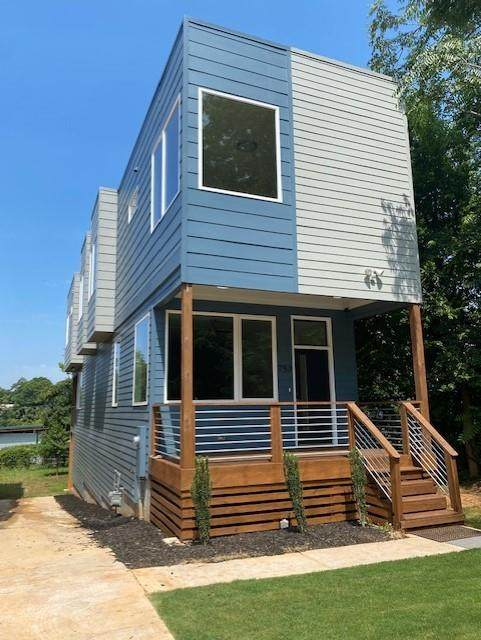 753 Fraser Street SE, Atlanta, GA 30315 (MLS #6756261) :: The Zac Team @ RE/MAX Metro Atlanta