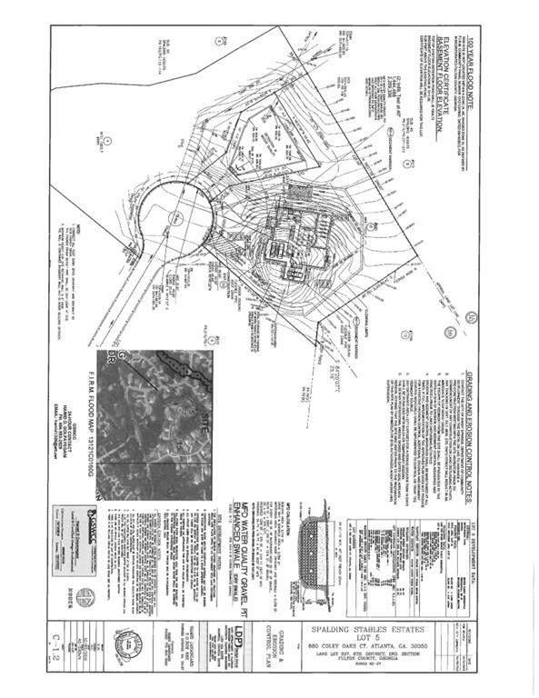 680 Coley Oaks Court, Sandy Springs, GA 30350 (MLS #6757327) :: North Atlanta Home Team