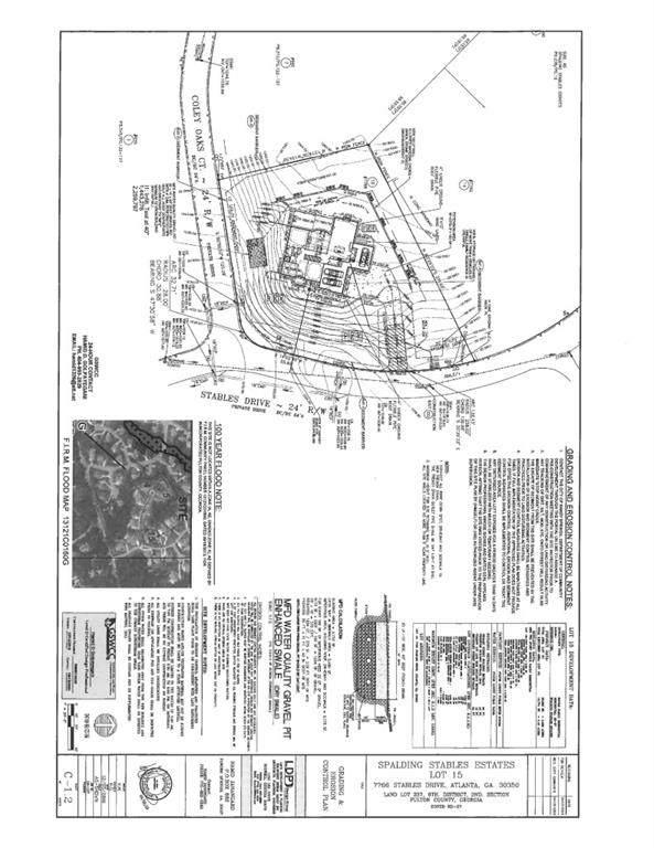 7766 Stables Drive, Sandy Springs, GA 30350 (MLS #6757354) :: The Hinsons - Mike Hinson & Harriet Hinson