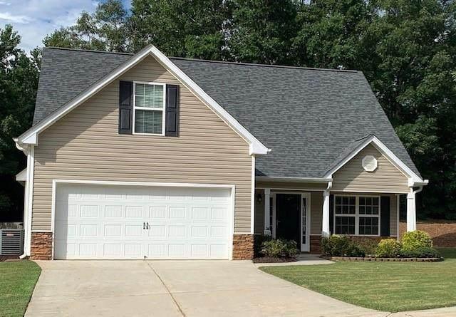 560 Windsong Lake Drive, Commerce, GA 30529 (MLS #6757572) :: North Atlanta Home Team
