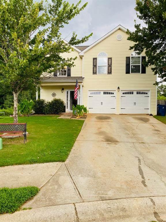 1185 Ivey Lane, Mcdonough, GA 30253 (MLS #6757679) :: North Atlanta Home Team