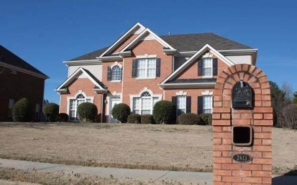2613 Olde Ivy Lane, Conyers, GA 30094 (MLS #6757706) :: North Atlanta Home Team