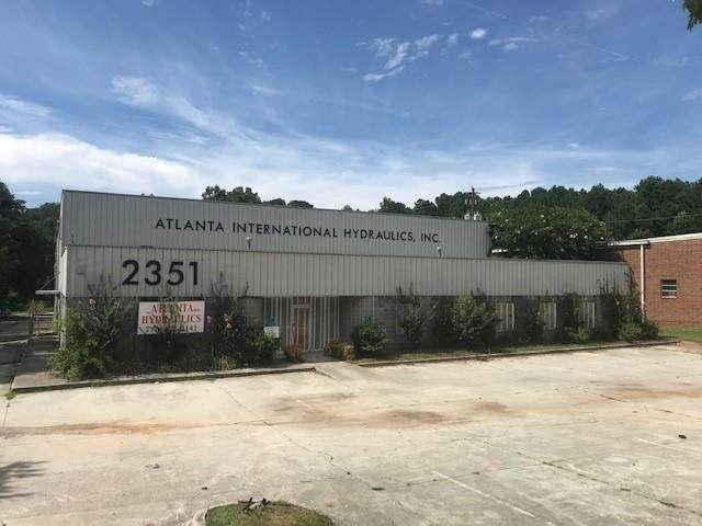 2351 Lithonia Industrial Boulevard, Lithonia, GA 30058 (MLS #6758178) :: Good Living Real Estate