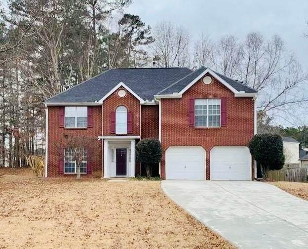 1300 Grace Hadaway Lane, Lawrenceville, GA 30043 (MLS #6758362) :: The Heyl Group at Keller Williams