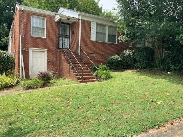 1741 Lisbon Drive SW, Atlanta, GA 30310 (MLS #6758932) :: Rock River Realty