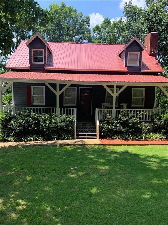 1013 Panorama Drive, Sautee Nacoochee, GA 30571 (MLS #6759083) :: North Atlanta Home Team