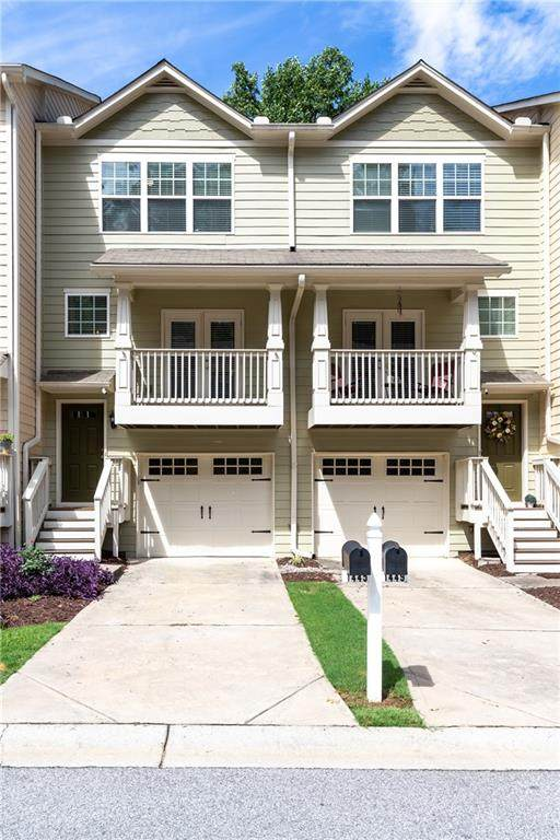 1445 Liberty Parkway NW, Atlanta, GA 30318 (MLS #6759152) :: North Atlanta Home Team