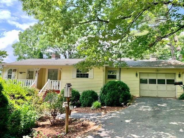 89 Merritt Drive, Blairsville, GA 30512 (MLS #6759273) :: RE/MAX Prestige