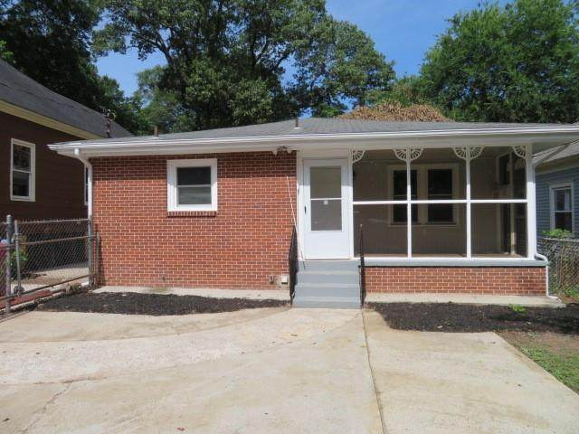 1387 Desoto Avenue, Atlanta, GA 30310 (MLS #6759531) :: Kennesaw Life Real Estate