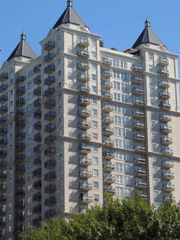 195 14TH Street NE #803, Atlanta, GA 30309 (MLS #6759581) :: Tonda Booker Real Estate Sales