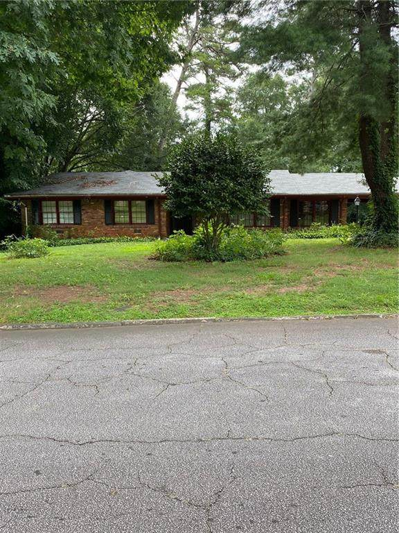 2716 Kings Park Circle, Decatur, GA 30034 (MLS #6759800) :: The Zac Team @ RE/MAX Metro Atlanta
