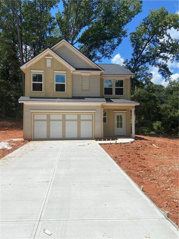 284 Oak Street, Jefferson, GA 30594 (MLS #6759838) :: Team RRP | Keller Knapp, Inc.