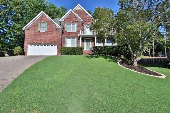 5065 Tahoe Pines Way, Alpharetta, GA 30005 (MLS #6759927) :: Charlie Ballard Real Estate