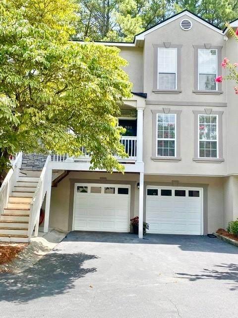 902 Masons Creek Circle, Atlanta, GA 30350 (MLS #6760086) :: Charlie Ballard Real Estate
