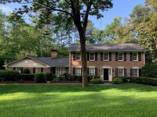 935 Landmark Drive, Sandy Springs, GA 30342 (MLS #6760510) :: The Heyl Group at Keller Williams