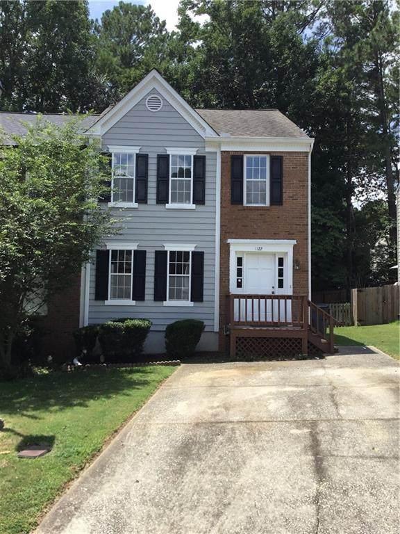 1122 Overland Hill Trace, Norcross, GA 30093 (MLS #6760663) :: North Atlanta Home Team