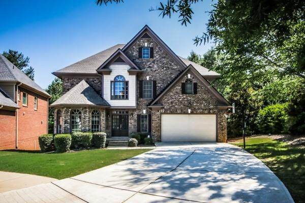 9882 Talisman Drive, Alpharetta, GA 30022 (MLS #6760979) :: North Atlanta Home Team