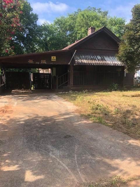 552 Fletcher Street SW, Atlanta, GA 30310 (MLS #6761027) :: Kennesaw Life Real Estate