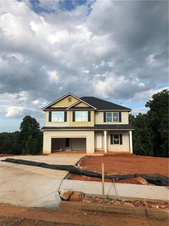 6064 Creekside View Lane, Clermont, GA 30527 (MLS #6761130) :: The Hinsons - Mike Hinson & Harriet Hinson