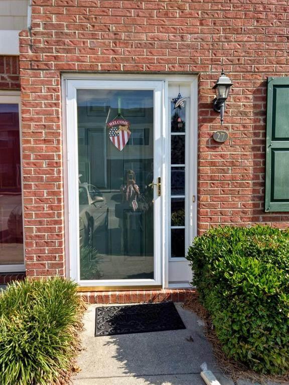 27 Princeton Place Drive, Adairsville, GA 30103 (MLS #6761172) :: Charlie Ballard Real Estate