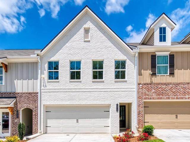 2947 Edgemont Lane #41, Marietta, GA 30008 (MLS #6761344) :: The Heyl Group at Keller Williams