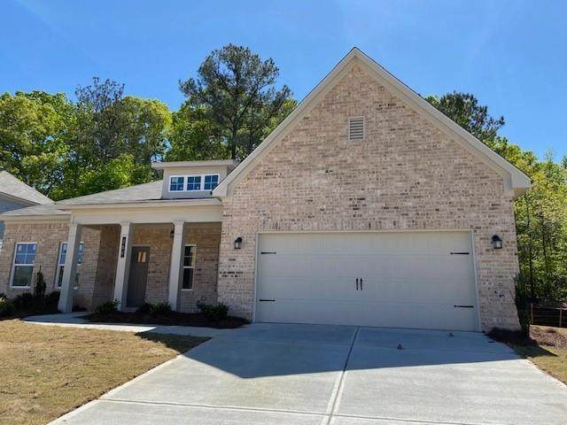 160 Crestbrook Lane #117, Dallas, GA 30157 (MLS #6761591) :: North Atlanta Home Team