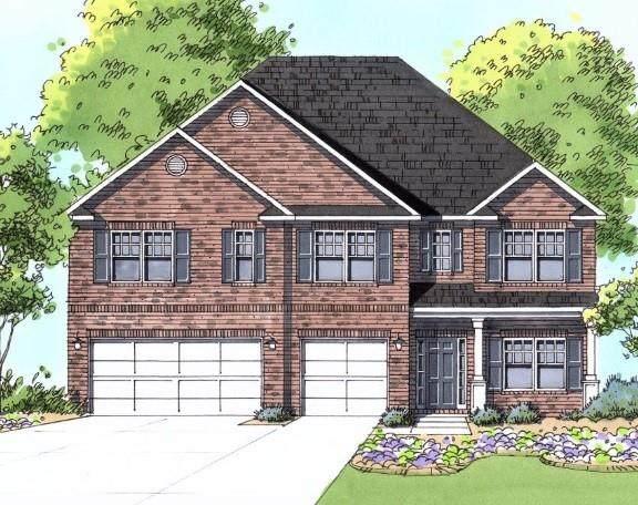 2007 Woodmont Drive, Douglasville, GA 30135 (MLS #6761639) :: The Justin Landis Group