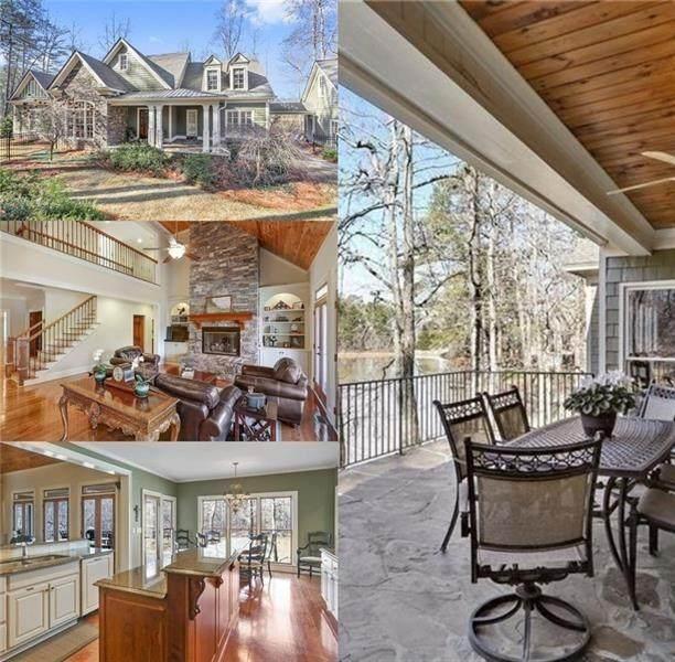 4053 Old Stilesboro Road NW, Kennesaw, GA 30152 (MLS #6761866) :: Charlie Ballard Real Estate