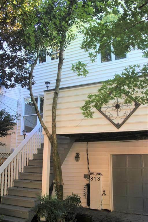 818 Frederica Street NE, Atlanta, GA 30306 (MLS #6762282) :: Oliver & Associates Realty