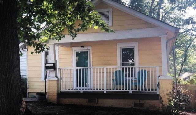 1044 Sims Street SW, Atlanta, GA 30310 (MLS #6762476) :: The Heyl Group at Keller Williams