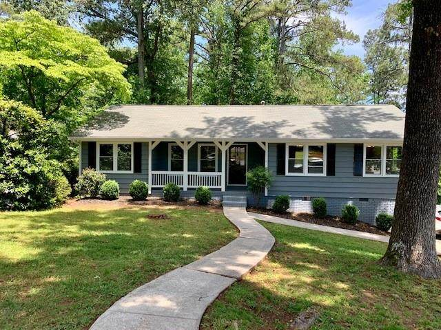 325 Windsor Drive SW, Marietta, GA 30064 (MLS #6762496) :: North Atlanta Home Team