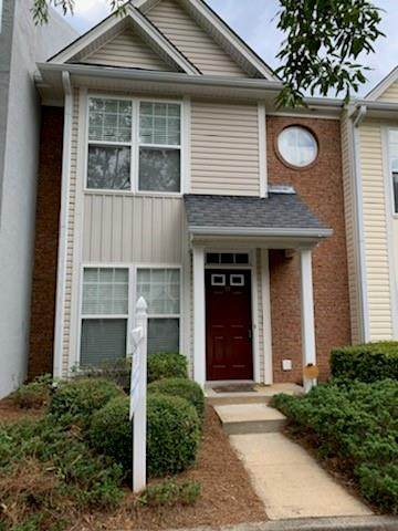 801 Old Peachtree Road NW #25, Lawrenceville, GA 30043 (MLS #6762533) :: The Heyl Group at Keller Williams