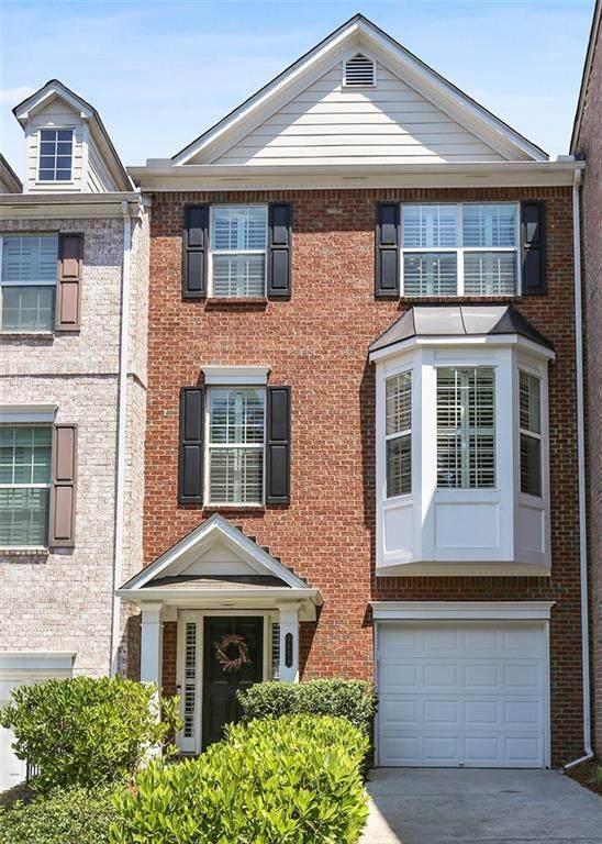 7871 Kiverton Place, Sandy Springs, GA 30350 (MLS #6762551) :: Charlie Ballard Real Estate