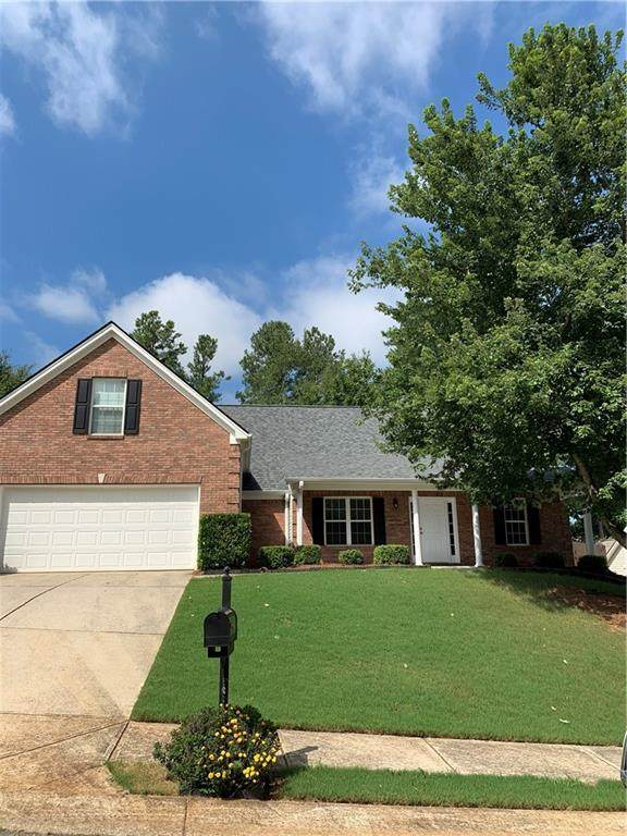 1095 Jasmine Drive, Jefferson, GA 30549 (MLS #6762556) :: North Atlanta Home Team