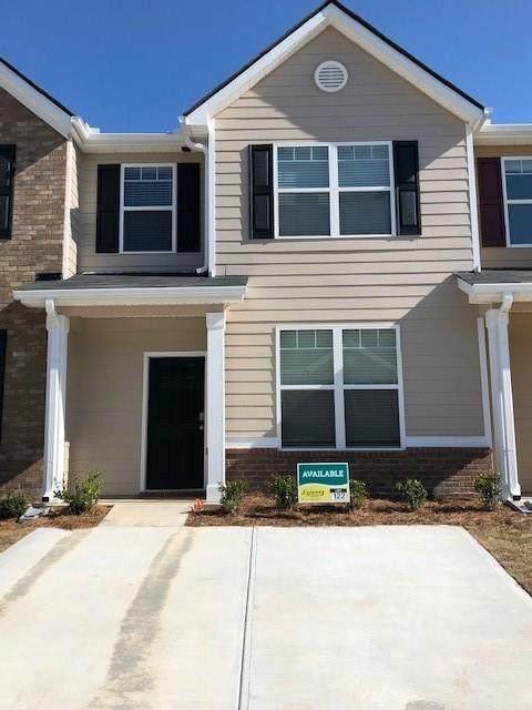 6133 Rockaway Road #128, Atlanta, GA 30349 (MLS #6762707) :: BHGRE Metro Brokers