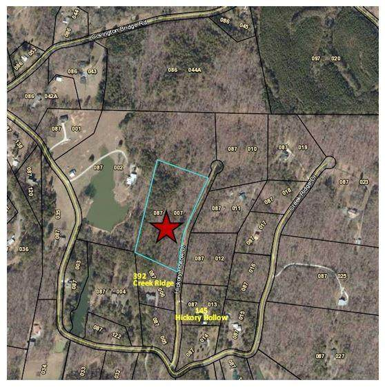 00 Hickory Hollow Road, Fairmount, GA 30139 (MLS #6762756) :: Path & Post Real Estate
