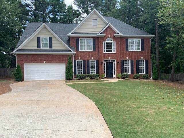 4420 Madison Woods Drive NW, Marietta, GA 30064 (MLS #6763229) :: The Realty Queen & Team