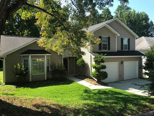 2857 Oakvale Falls Drive, Decatur, GA 30034 (MLS #6763382) :: North Atlanta Home Team