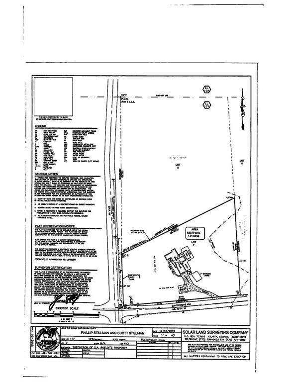 4795 Northside Drive, Sandy Springs, GA 30327 (MLS #6763641) :: The Heyl Group at Keller Williams