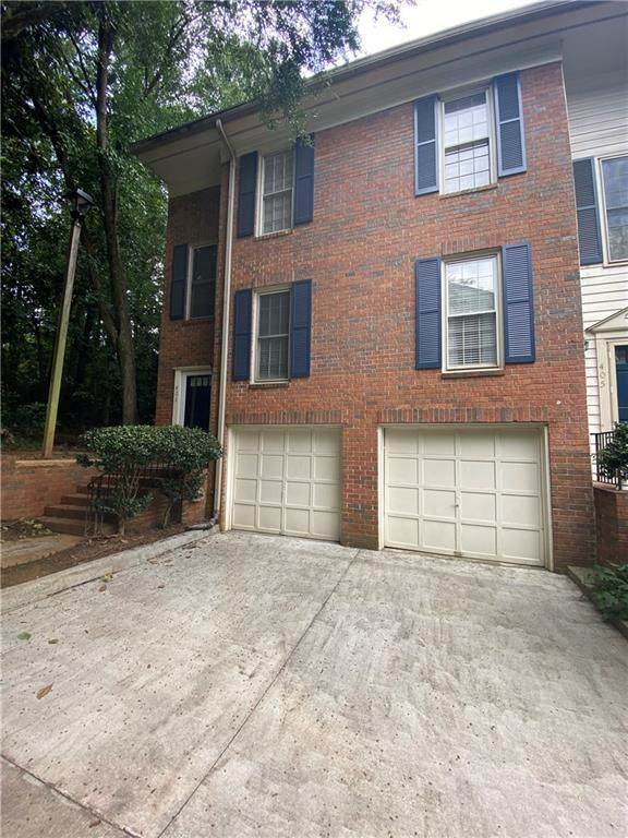 406 Brandywine Circle, Sandy Springs, GA 30350 (MLS #6763692) :: The Butler/Swayne Team