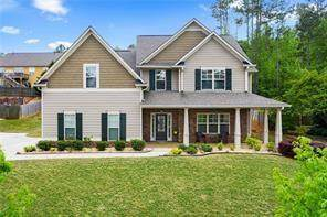 196 Willow Pointe Drive, Dallas, GA 30157 (MLS #6763808) :: The Realty Queen & Team