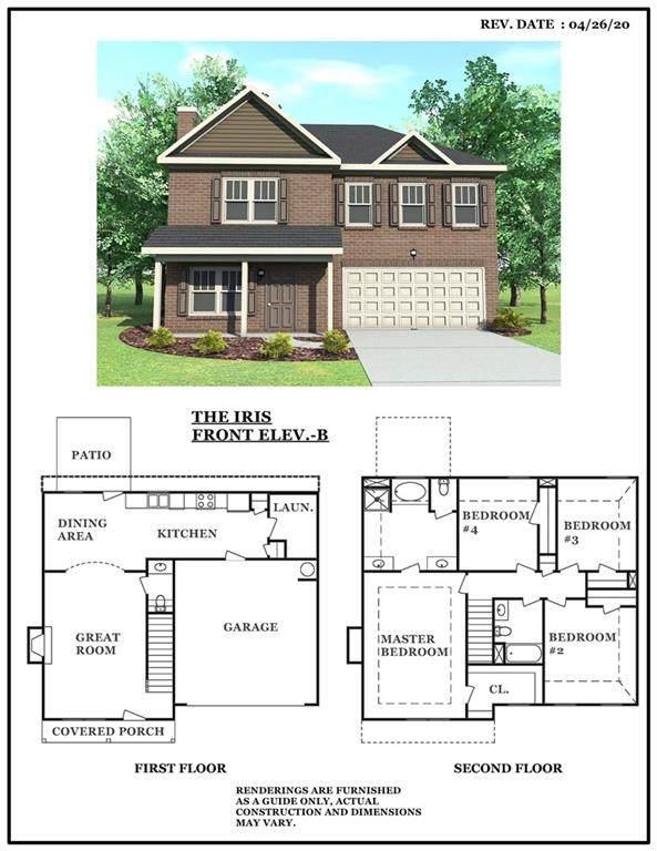 483 Rock Crest Drive, Forest Park, GA 30297 (MLS #6764282) :: North Atlanta Home Team