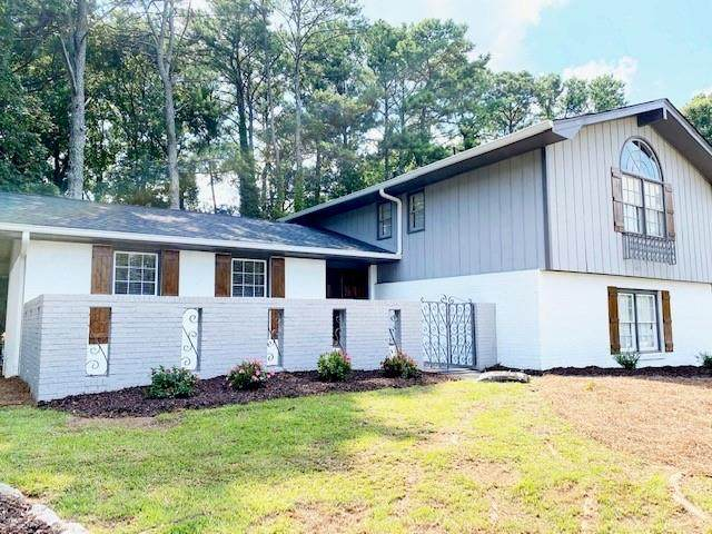1071 Yemassee Trail, Stone Mountain, GA 30083 (MLS #6764393) :: RE/MAX Prestige
