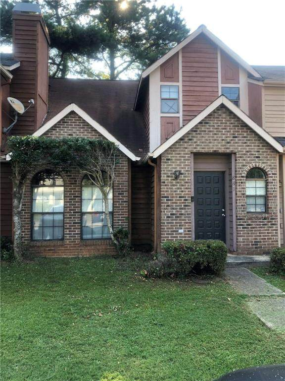 881 Heritage Oaks Drive, Stone Mountain, GA 30088 (MLS #6764456) :: The Heyl Group at Keller Williams