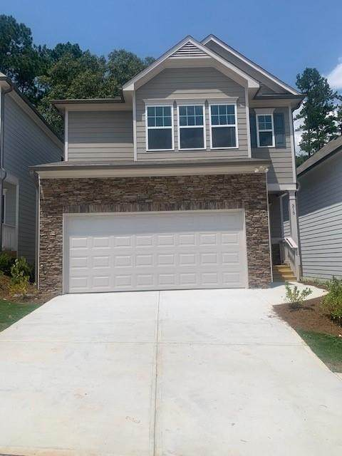 315 Pinewood Drive, Woodstock, GA 30189 (MLS #6764472) :: The Hinsons - Mike Hinson & Harriet Hinson
