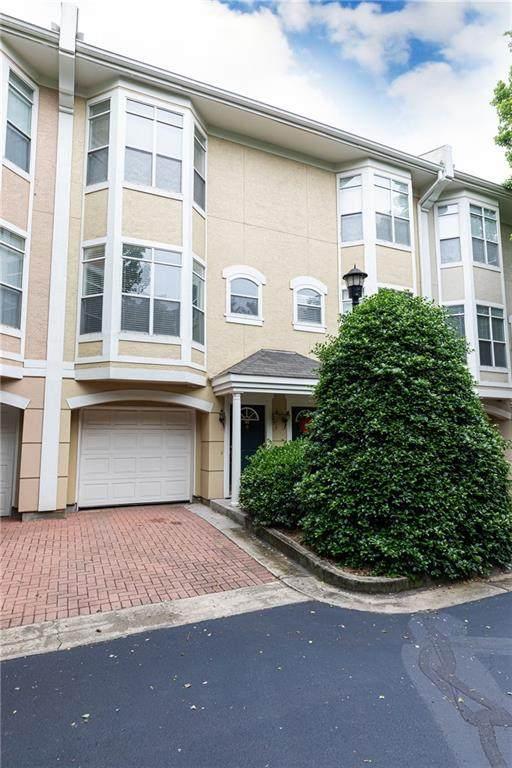 375 Highland Avenue NE #916, Atlanta, GA 30312 (MLS #6764625) :: The Heyl Group at Keller Williams