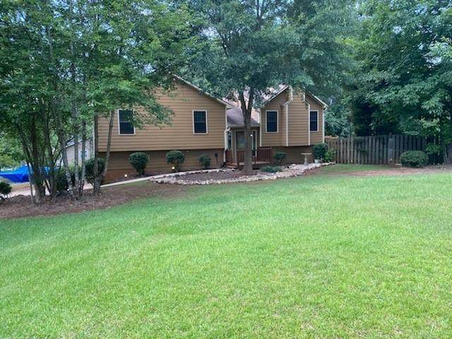 2435 Westland Way, Acworth, GA 30102 (MLS #6764908) :: Maria Sims Group