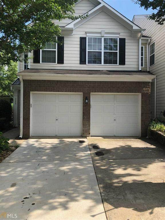 2286 Nottley Drive #14, Marietta, GA 30066 (MLS #6765228) :: The Butler/Swayne Team