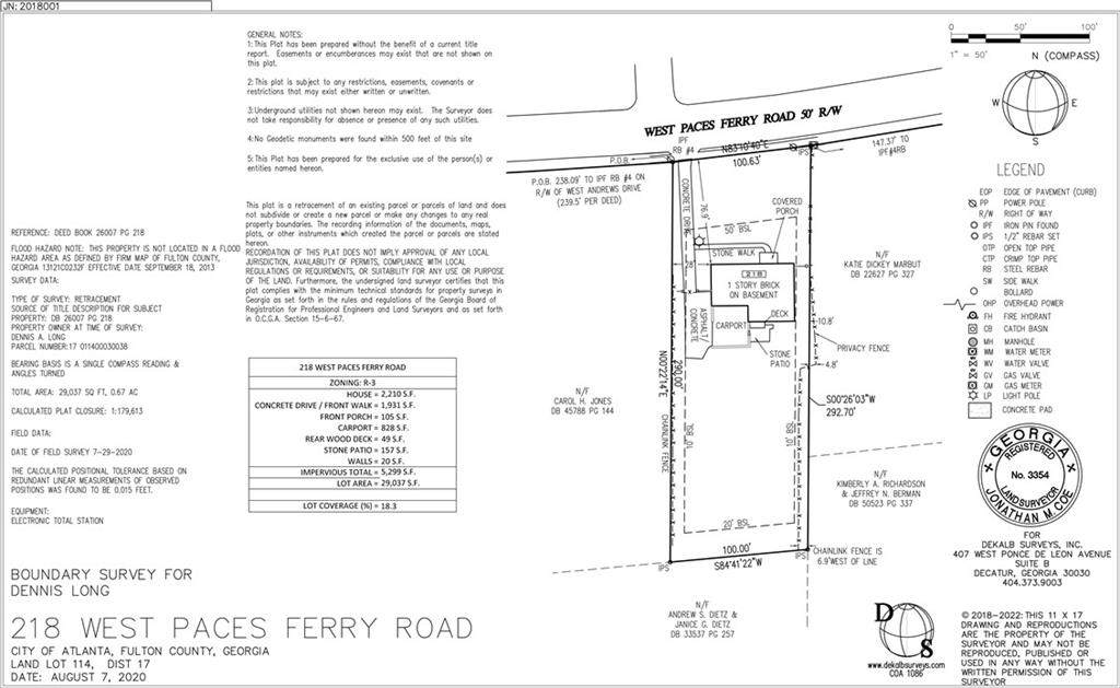 218 Paces Ferry Road - Photo 1