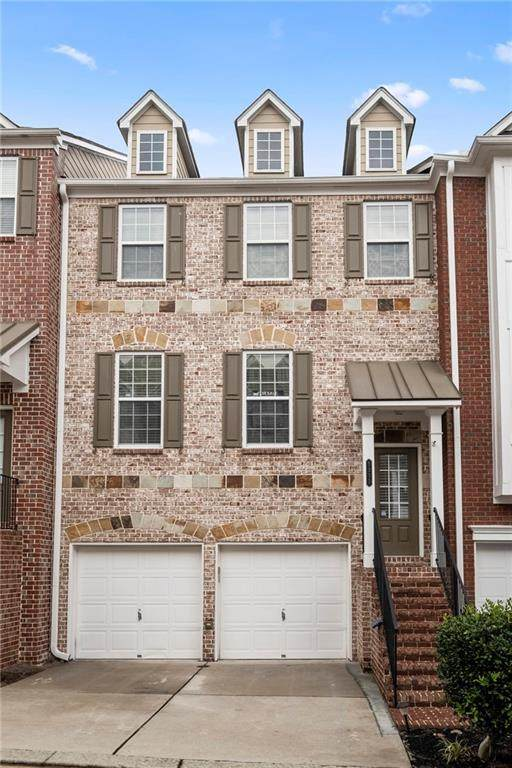 5333 Concordia Place SE #9, Mableton, GA 30126 (MLS #6765642) :: The Cowan Connection Team